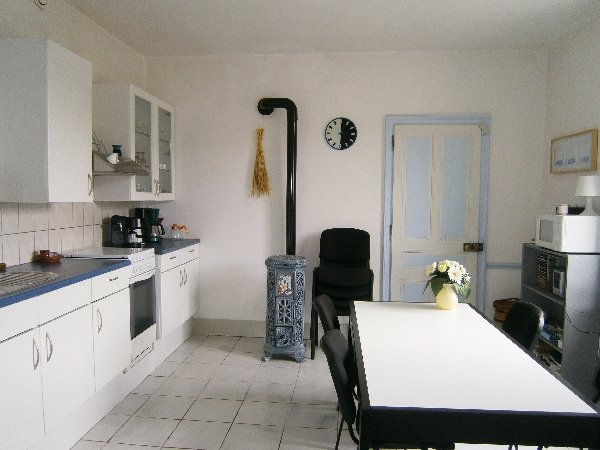 keuken voorzijde